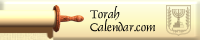 Tiny TorahCalendar.com button